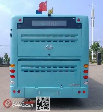 上饶牌SR6106PHEVNG型混合动力城市客车图片2