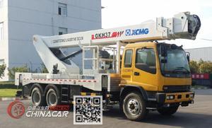 徐工牌XZJ5240JGKQ5型高空作业车图片1