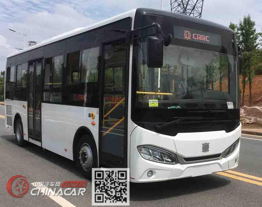 大汉牌CKY6801BEV01型纯电动城市客车图片1
