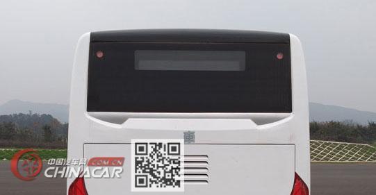 大汉牌CKY6801BEV01型纯电动城市客车图片2