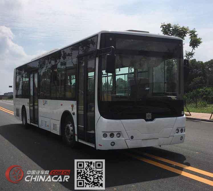 大汉牌CKY6106BEV01型纯电动城市客车图片1