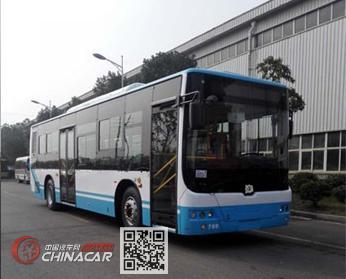 大汉牌CKY6106BEV01型纯电动城市客车图片2