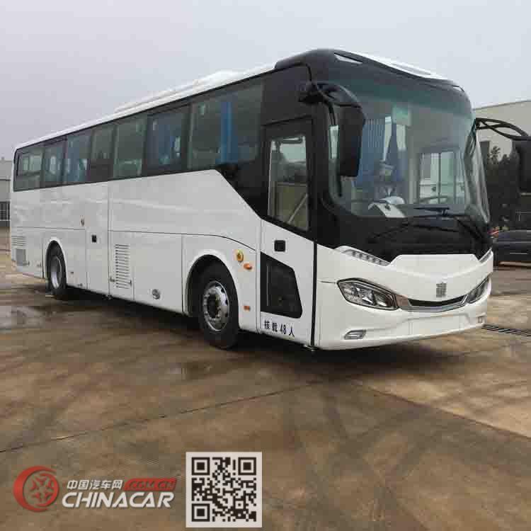 大汉牌CKY6110EV02型纯电动客车图片1