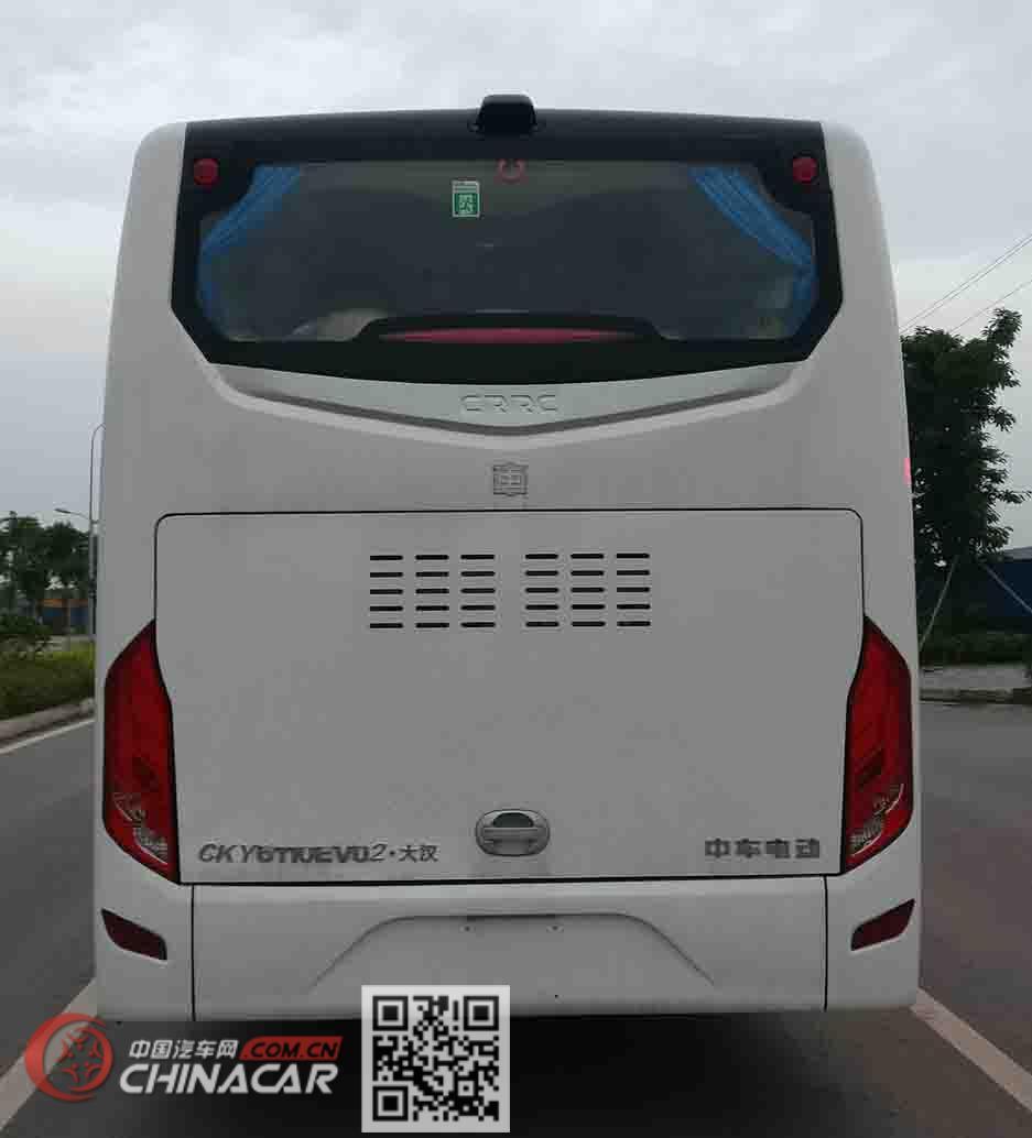 大汉牌CKY6110EV02型纯电动客车图片2