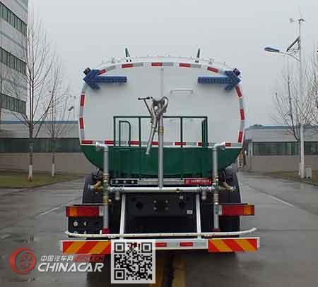 森源牌SMQ5252GQXEQE5型清洗车图片4