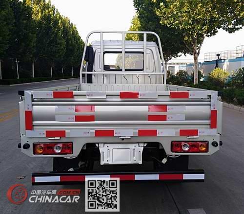 时风牌7YPJZ-16100P1FA型三轮汽车图片4