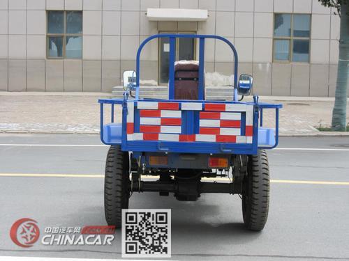 兰驼牌7YP-1150D8型自卸三轮汽车图片2