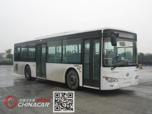 金龙牌XMQ6106BGN5型城市客车图片1