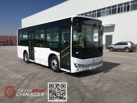 北奔牌ND6820BEV00型纯电动城市客车图片1