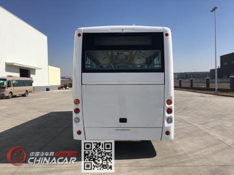 北奔牌ND6820BEV00型纯电动城市客车图片3