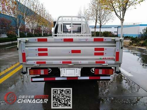 时风牌7YPJZ-16100PFA型三轮汽车图片3