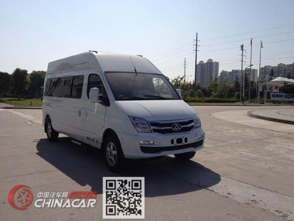 大通牌SH5041XLJA4D5-T型旅居车图片1