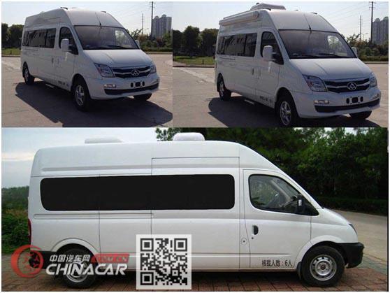 大通牌SH5041XLJA4D5-T型旅居车图片3