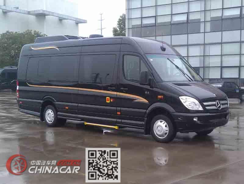 欧旅牌ZCL5053XLJC型旅居车图片1