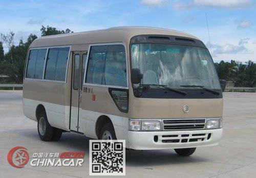金旅牌XML6601J25型客车图片1