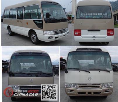 金旅牌XML6601J25型客车图片3