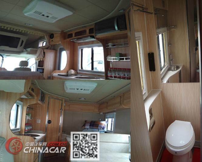 安通牌CHG5040XLJ型旅居车图片4