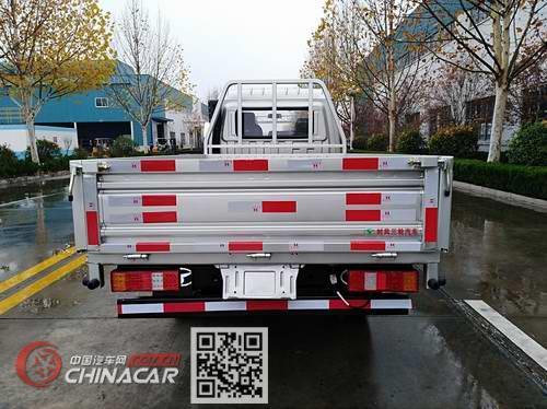 时风牌7YPJZ-16150P型三轮汽车图片3