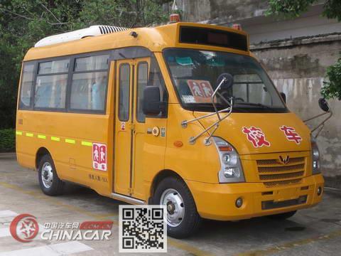 五菱牌GL6554XQ型小学生专用校车图片1