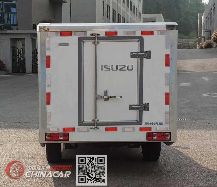 庆铃牌QL5030XLCABCWJ型冷藏车图片2