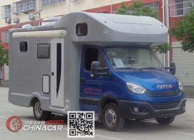 程力威牌CLW5043XLJN5型旅居车图片