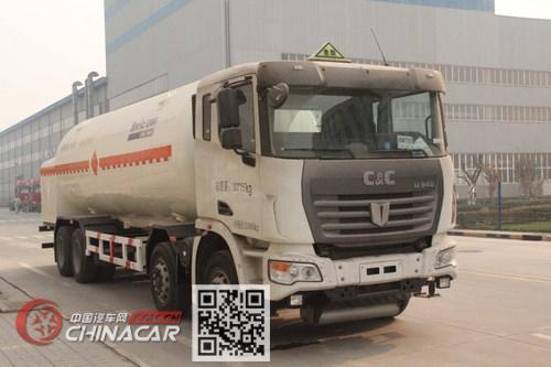安瑞科牌HGJ5310GDY型低温液体运输车图片