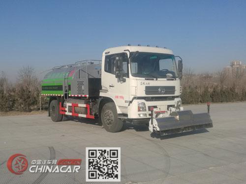 衡霸牌YYD5180GQXD5NG型清洗车图片