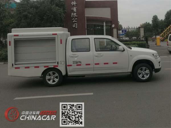 富園牌HFY5020XXCD型宣傳車圖片3