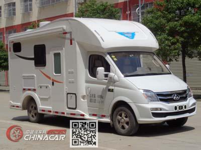 程力威牌CLW5049XLJS5型旅居车图片1