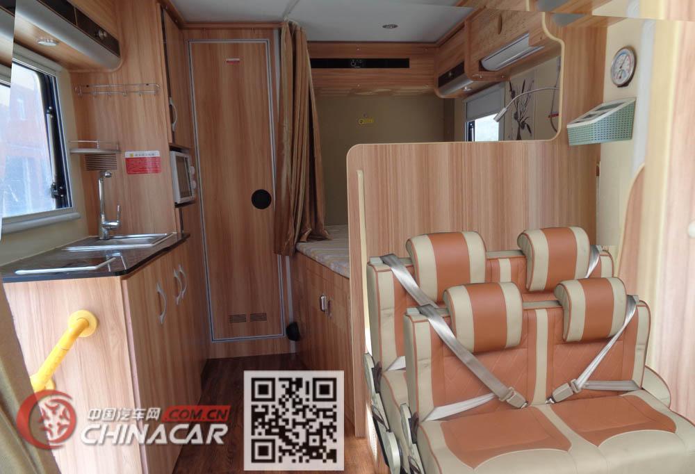 程力威牌CLW5049XLJS5型旅居车图片2