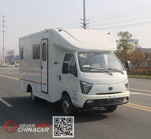 多士星牌JHW5048XLJ型旅居车图片