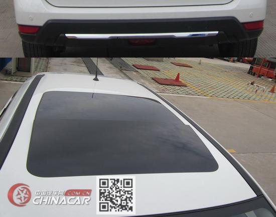 东风日产牌DFL6460VANM5型多用途乘用车图片3