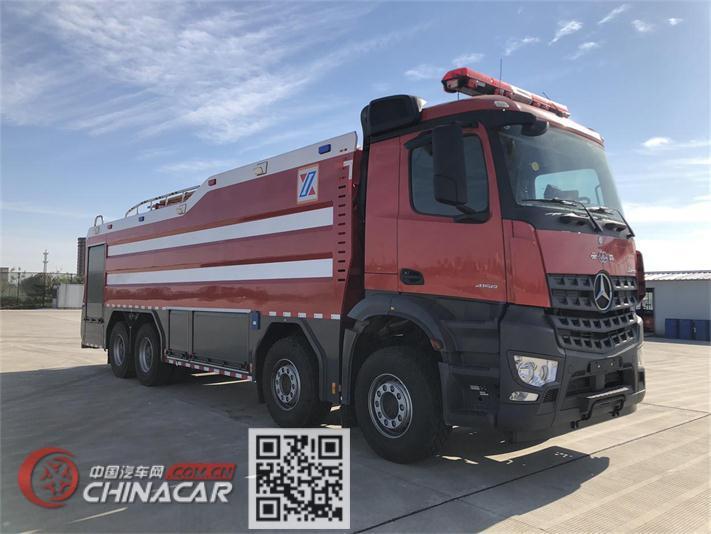 云鹤牌WHG5410GXFSG230/B型水罐消防车图片1