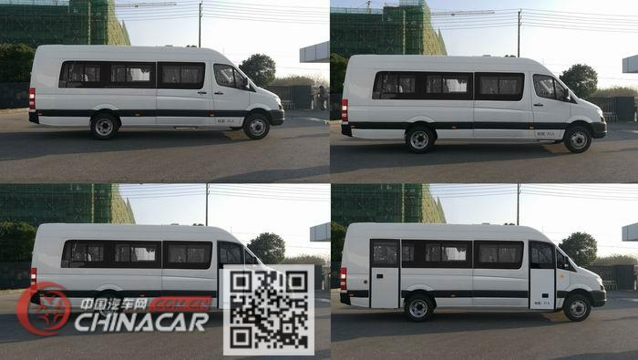 亚星牌YBL6751QYP型客车图片2