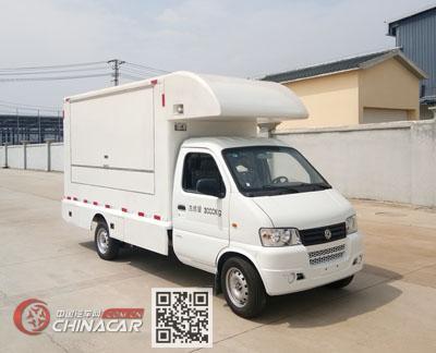 程力威牌CLW5030XSHD5型售货车图片1