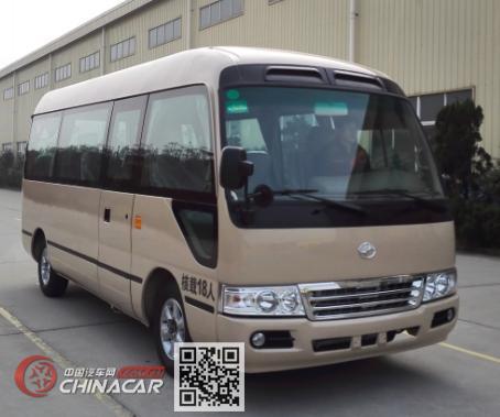 大马牌HKL6602A型轻型客车图片1