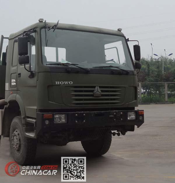 豪沃牌ZZ2257N5857E1X型越野载货汽车图片2