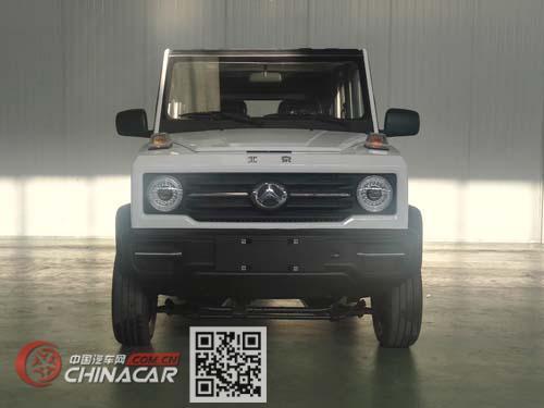 北京牌BJ6330CA41BEV型纯电动运动型乘用车图片2