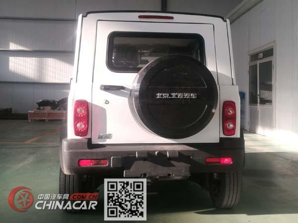 北京牌BJ6330CA41BEV型纯电动运动型乘用车图片3