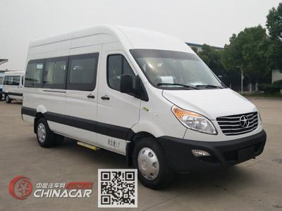 江淮牌HFC6601K1HS型轻型客车图片1