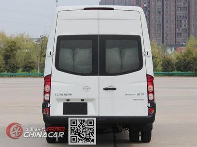 江淮牌HFC6601K1HS型轻型客车图片4