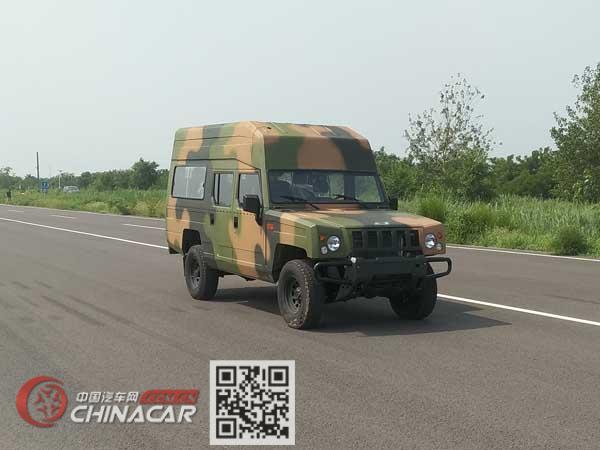 北京牌BJ6510MGD1型多用途乘用车图片1