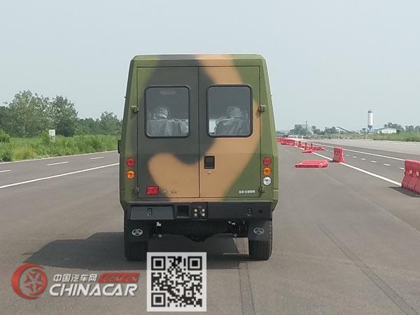 北京牌BJ6510MGD1型多用途乘用车图片2