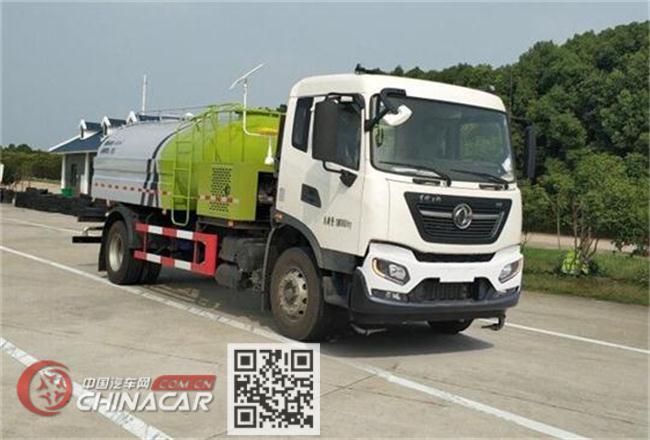 东风牌DFZ5180GQXEX8型清洗车图片1