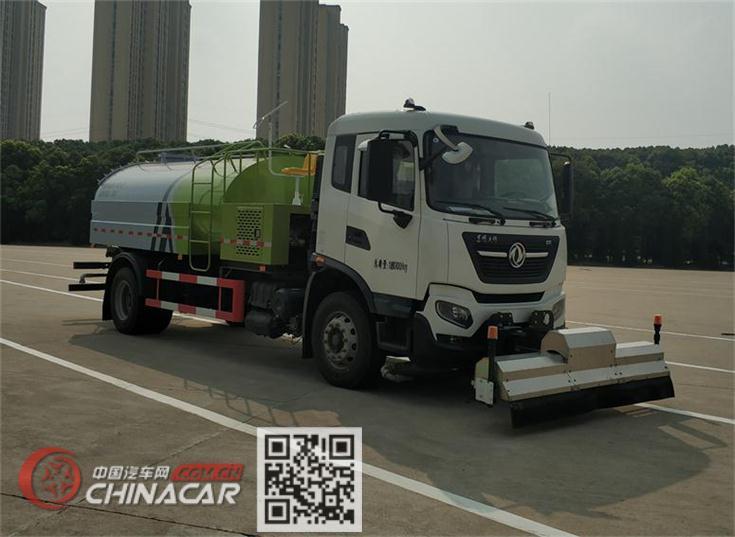 东风牌DFZ5180GQXEX8型清洗车图片4