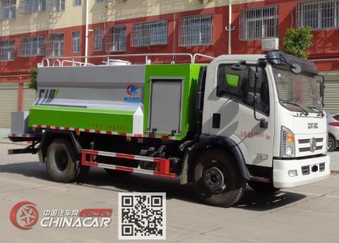 程力威牌CLW5120GQX6型清洗车图片