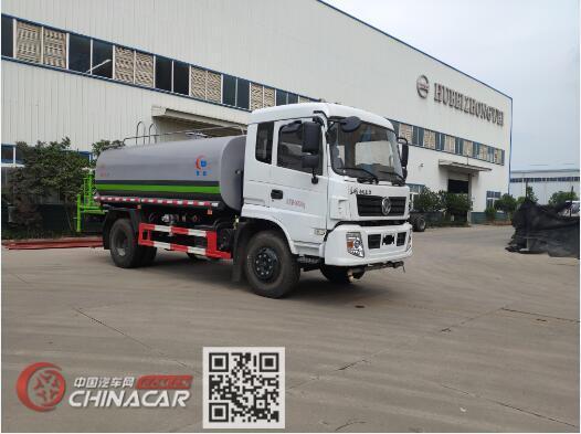 楚韵牌EZW5166GPS6型绿化喷洒车图片