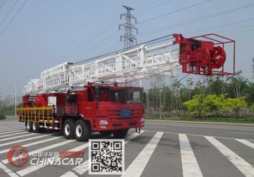 津石牌DFX5462TXJ型修井机图片