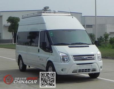 江铃全顺牌JX5049XJCMK型检测车图片