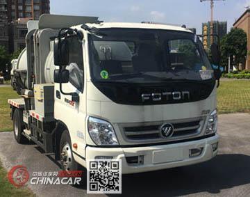 东风牌SE5082TCA5型餐厨垃圾车图片